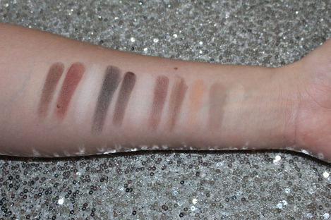 Shadelight swatches